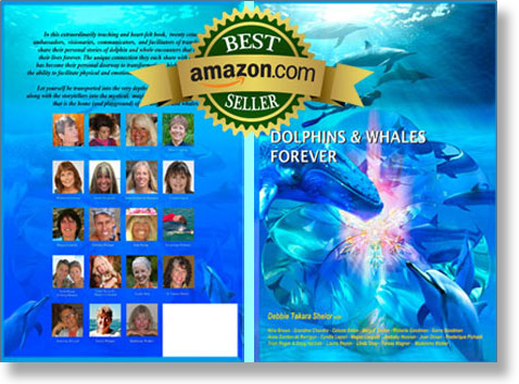 Dolphins & Whales Forever by Mary J. Getten